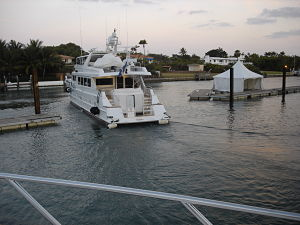 Live auction item idea-Yachting to Fort Lauderdale