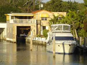 Live auction item idea- Home on Intercoastal