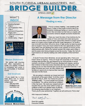 SFLUM Spring 2009 newsletter