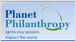 Planet Philanthropy logo 150 pxl
