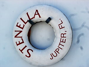 charity auction item ideas - life preserver