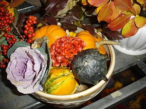 fundraising auction ideas vegetables