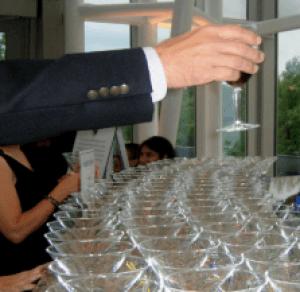 benefit auction item ideas - cocktails