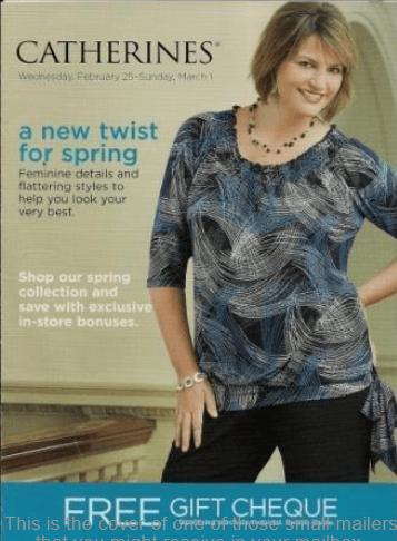 plus-size model Sherry Truhlar