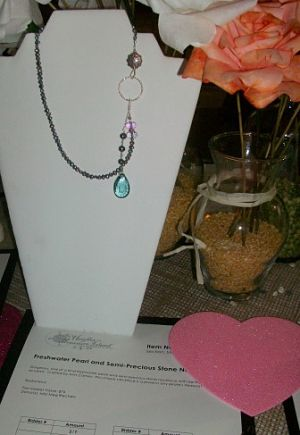 silent auction jewelry