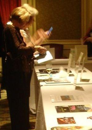silent auction handheld bidding