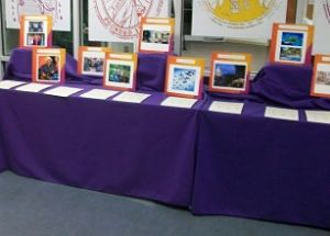 silent auction items at school auction