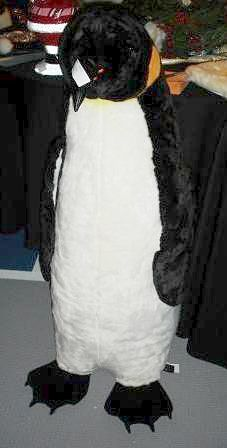 Silent auction item penguin