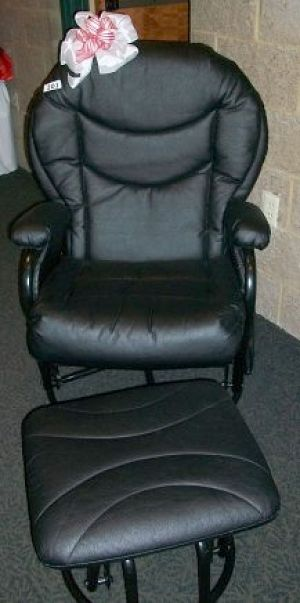 silent auction item chair