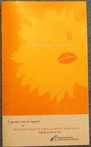 Gala Auction Themes - last kiss