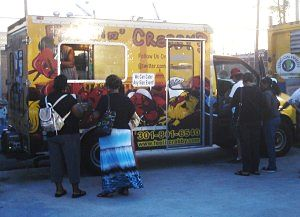 auction trends food truck