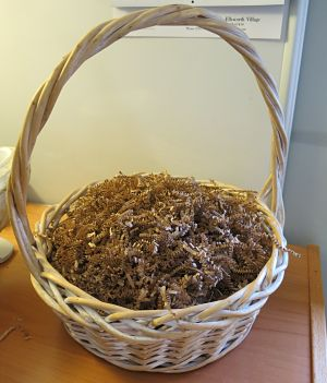 auction theme basket ideas for  shredding