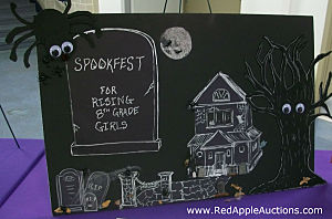 Signup Party Spookfest