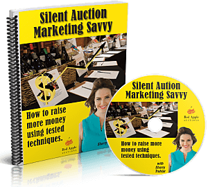 Silent Auction Marketing Savvy