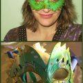 Benefit auction theme ideas, meet me in rio, brazil masks