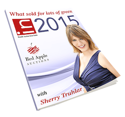 Sherry Truhlar benefit auctioneer item guide