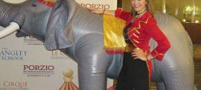 Circus Rimgmaster Auctioneer Sherry Truhlar_opt