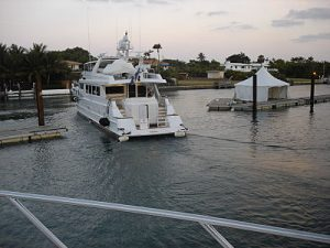 Live auction item idea - boating experiences