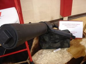 school auction items potato cannon