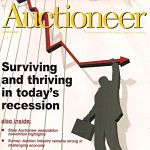 Auctioneer Cover March 2009 150