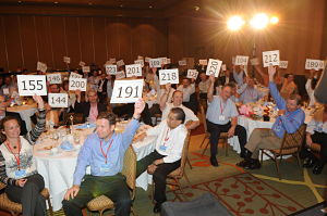 fund a need at live auction
