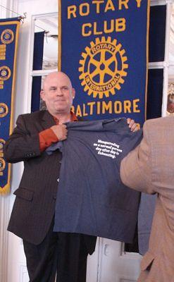 Rotary Club of Baltimore - new