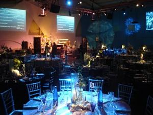Auction Themes Underwater Ballroom