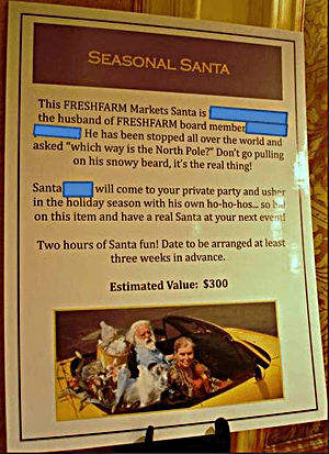 silent_auction_item_display_santa