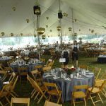 VIDEO: Tips for tents as charity auction venues