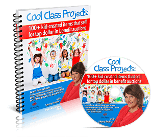 Cool Class Projects DVD and booklet