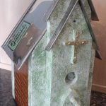family reunion auction items - birdhouse
