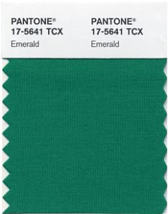 Benefit auction themes emerald color