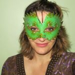 Auction gift idea for a Brazilian themed event: Carnival mask