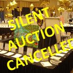Can you cancel the silent auction for a Fund a Need auction instead?