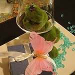 Fundraising auction tips: The simplest decor idea on the planet