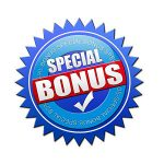 special bonus button