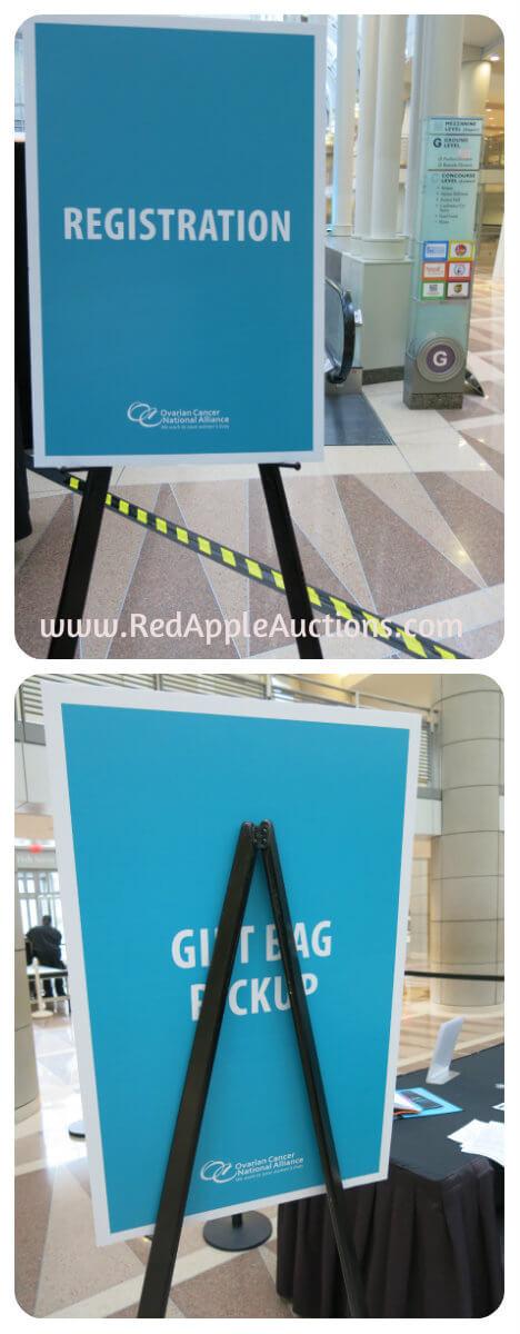 Reversible Signage