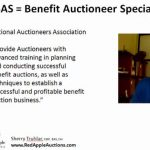 BAS: The letters after an auctioneer's name