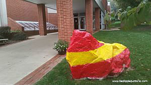 Spirit rock at school auction