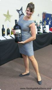 Sherry Truhlar wine auctioneer Maryland
