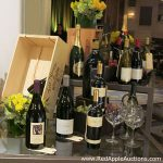 Three ways a Los Angeles auction incorporated high-end wines