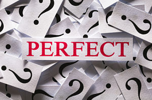 Questions about the Perfect , too many question marks