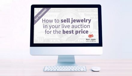 $10 Training - How to Sell Jewelry in Your Live Auction for the Best Price