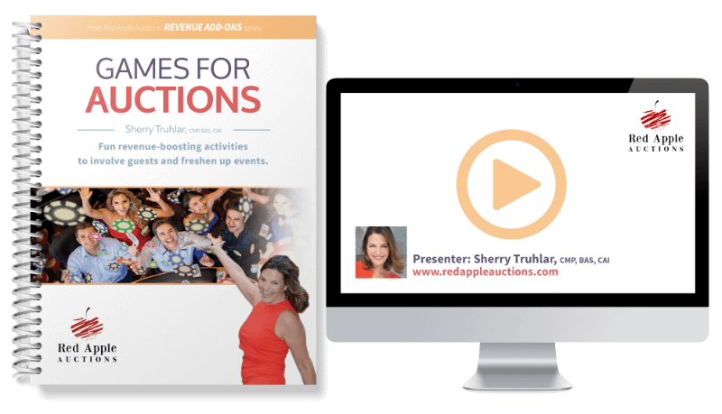 Games for Auctions by Sherry Truhlar