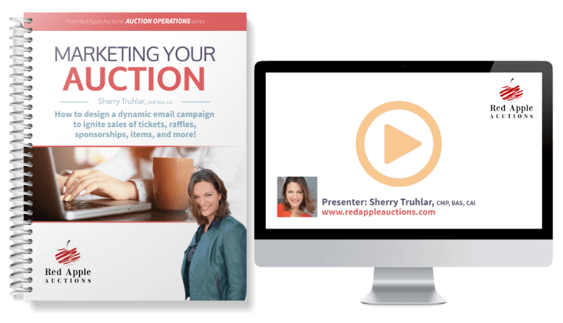 Marketing Your Auction by Sherry Truhlar