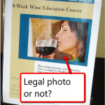 Busted! Be wary of images used in fundraising auction displays