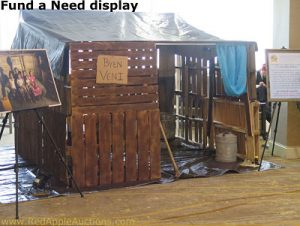 Fund a need display
