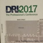 Tips for associations running annual conference auctions