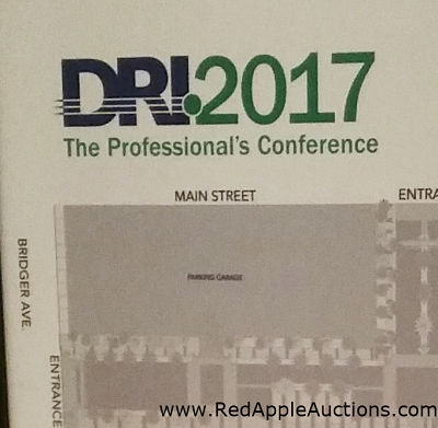 Conference auction
