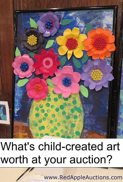 Parents Sue Over A School Auction Art Sale Fundraising
